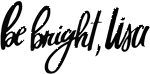 be-bright-lisa-logo