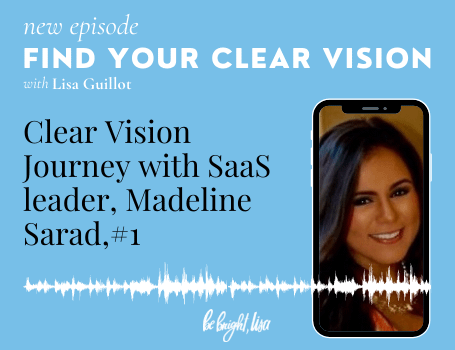 clear vision journey