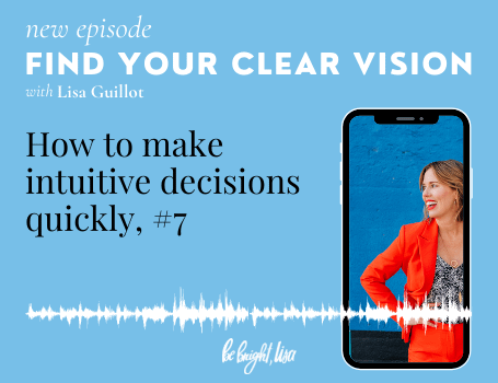 how to make intuitive leadership decisions