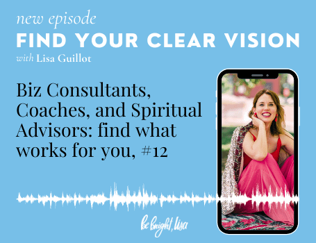 Lisa shares her Top 10 professional experiences with coaching, business consulting, and spiritual advising. Listen in to hear what may work for you in your personal and professional reinvention.