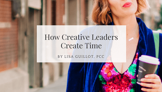 How to create more time for creative design leaders