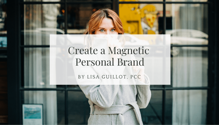 what a personal brand is and what it's not