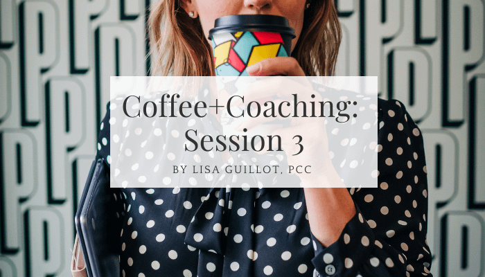 Coffee + Mindset Coaching session